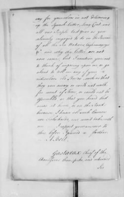 Records Relating to Indian Affairs, 1765-89 > Page 4