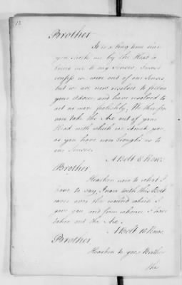 Records Relating to Indian Affairs, 1765-89 > Page 12