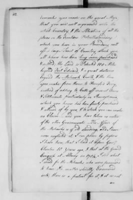 Records Relating to Indian Affairs, 1765-89 > Page 42