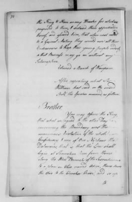Records Relating to Indian Affairs, 1765-89 > Page 70