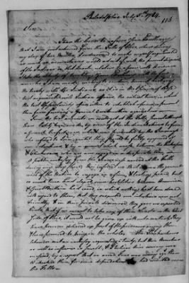 Records Relating to Indian Affairs, 1765-89 > Page 113