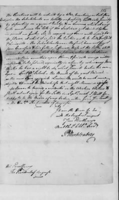 Records Relating to Indian Affairs, 1765-89 > Page 115