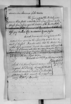 Records Relating to Indian Affairs, 1765-89 > Page 140