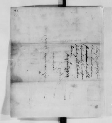Records Relating to Indian Affairs, 1765-89 > Page 152