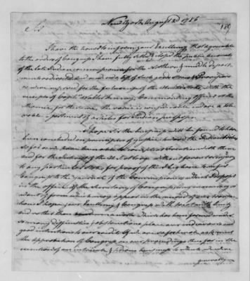 Records Relating to Indian Affairs, 1765-89 > Page 189