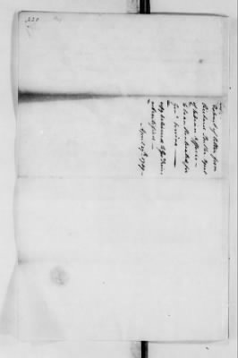 Records Relating to Indian Affairs, 1765-89 > Page 220