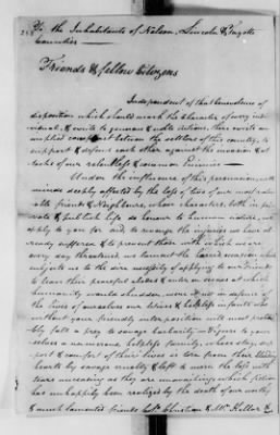 Records Relating to Indian Affairs, 1765-89 > Page 268