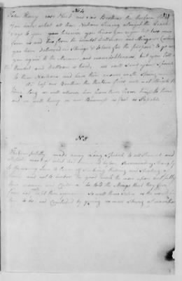 Records Relating to Indian Affairs, 1765-89 > Page 277