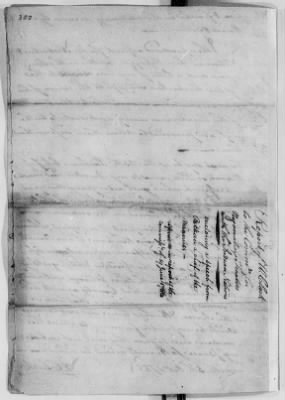 Records Relating to Indian Affairs, 1765-89 > Page 300