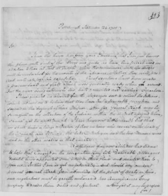 Records Relating to Indian Affairs, 1765-89 > Page 323