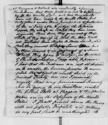 Records Relating to Indian Affairs, 1765-89 > Page 328