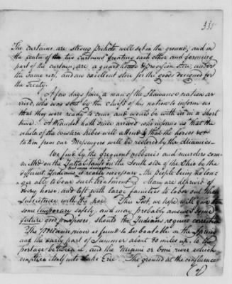 Records Relating to Indian Affairs, 1765-89 > Page 335
