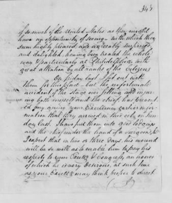 Records Relating to Indian Affairs, 1765-89 > Page 343