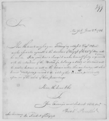 Records Relating to Indian Affairs, 1765-89 > Page 399