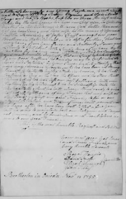 Records Relating to Indian Affairs, 1765-89 > Page 413