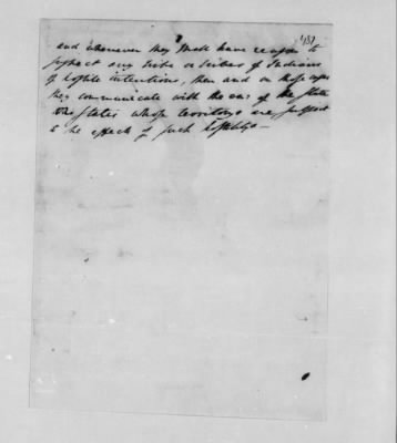 Records Relating to Indian Affairs, 1765-89 > Page 481