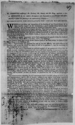 Records Relating to Indian Affairs, 1765-89 > Page 487