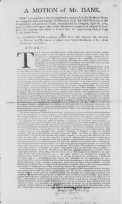 Congress and the States 1775-86 > Page 153