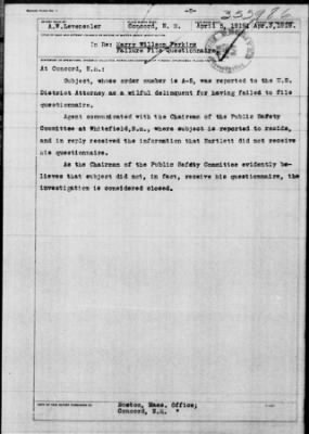 Harry Willeon Perkins (#355986) > Page 1
