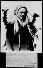 Pres. Coolidge as Chief Leading Eagle - Page 1