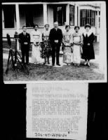 "Coolidge Meets with ""envoys of gratitude"" from Japan - 25 April 1930"
