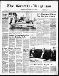 6 Aug 1964 - Page 1