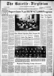 9 Aug 1966 - Page 1