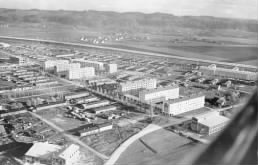 Camp Haid in the early 1960ies
