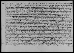 19 - Presidential Ratification, April 23, 1792, on Agreement with the Five Nations. - Page 2