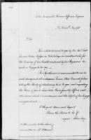 Introduction letter for Samuel Wales from John Jay to Thomas Jefferson