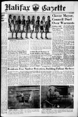 5 Oct 1961 - Page 1