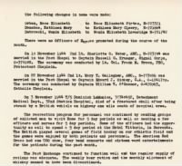 """Excerpt from """"Historical Report of the Thirty-Second Station Hospital 1 November to 30 November 1944, incl."""" (National Archives).JPG"""