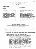 Pg. 1 Board of Review, United States v. Private William C. Forester and Private Tracey Bryant (Library of Congress).jpg