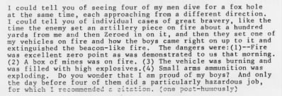 Excerpt from Baker D. Newton May 17, 1943 letter (Courtesy of the Newton family).JPG