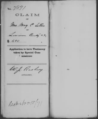 Mrs. Mary C. Sutton (7891) > Page 7