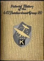 Unit History - 447th Bomb Group record example