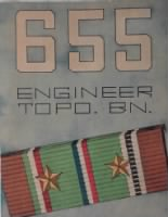 Unit History - 655th Engineer Topographic Battalion record example