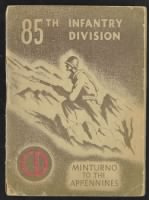 Unit History - 85th Infantry Division record example