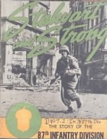 Unit History - 87th Infantry Division record example