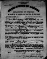 Naturalizations - CA Southern record example