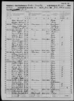 Census - US Federal 1860 record example