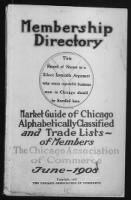City Directories - Chicago record example