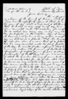 Confederate Amnesty Papers record example