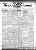 News - Fort Wayne Weekly Journal (IN) record example