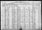 Census - US Federal 1920 record example
