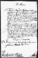 Danish West Indies - Slavery and Emancipation record example