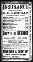City Directories - Detroit record example
