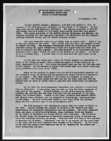 WWI Officer Experience Reports - AEF record example