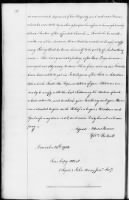 Foreign Letters of the Continental Congress record example