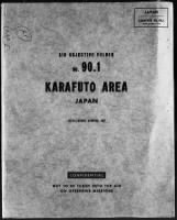 Japanese Air Target Analyses record example